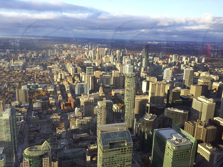 Downtown Toronto photo