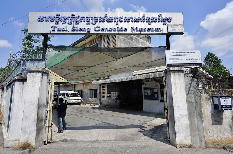 Tuol Sleng Genocide Museum (aka S21) - Phnom Penh Cambodia photo