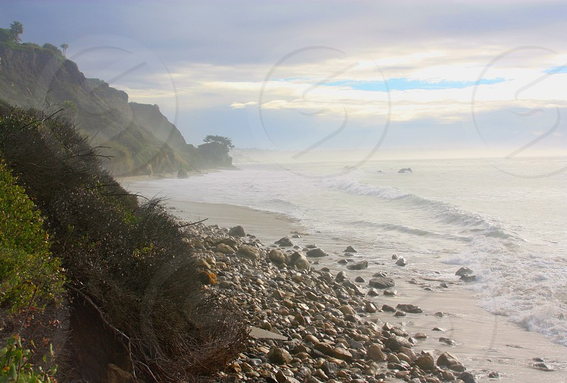 taken at point dume malibu photo