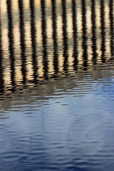 water ripples photo