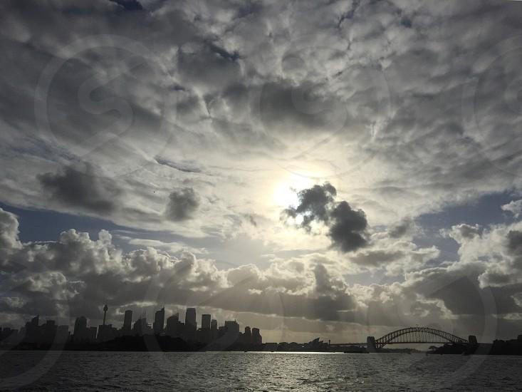 #sydney #skyline #australia  photo