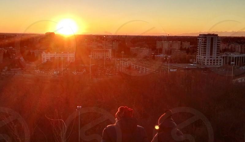 #sunset photo