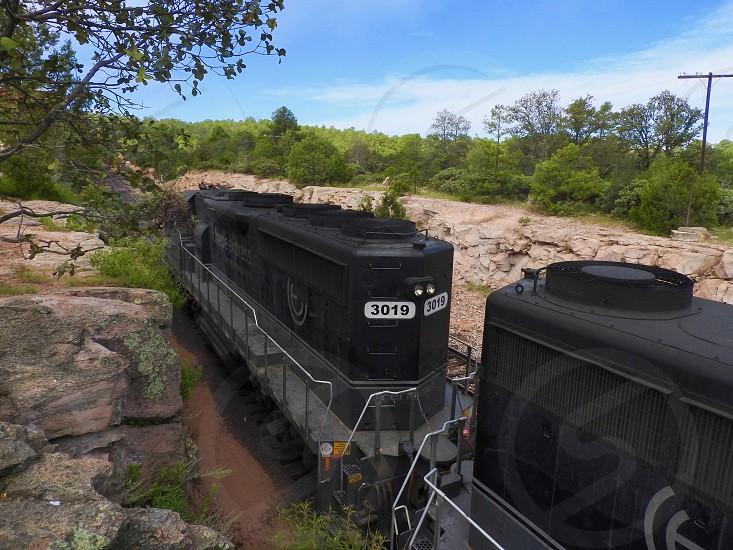 Train Chepe           photo
