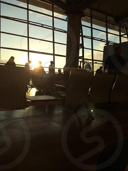 Airport Sunshine photo