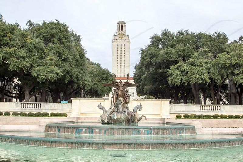 University of Texas Campus Austin TX photo