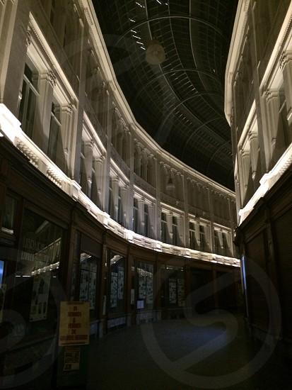 Passage de la Bourse - Charleroi Belgium photo