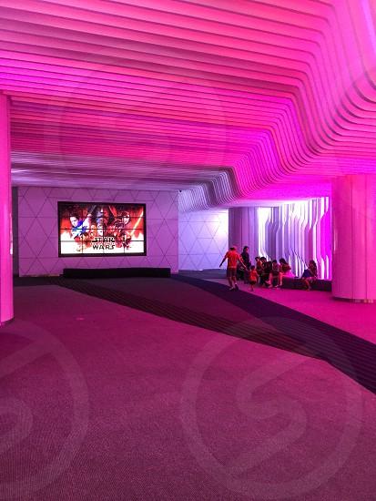 Philippines imax Star Wars the last Jedi Cebu seaside mall  photo