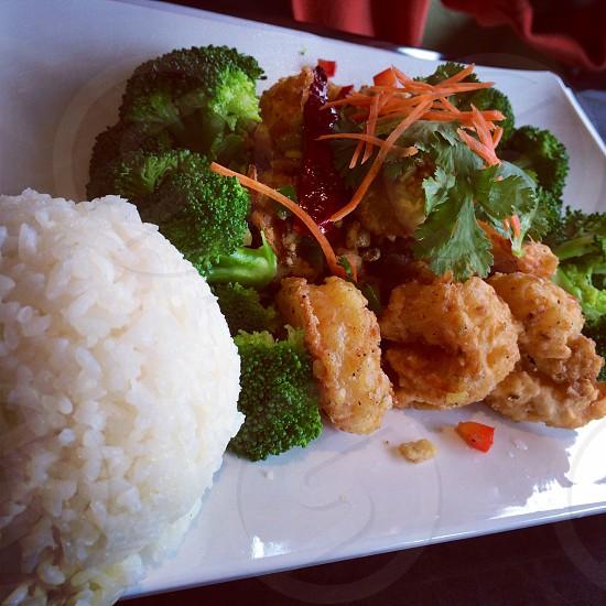 Salt & Pepper Shrimp  photo