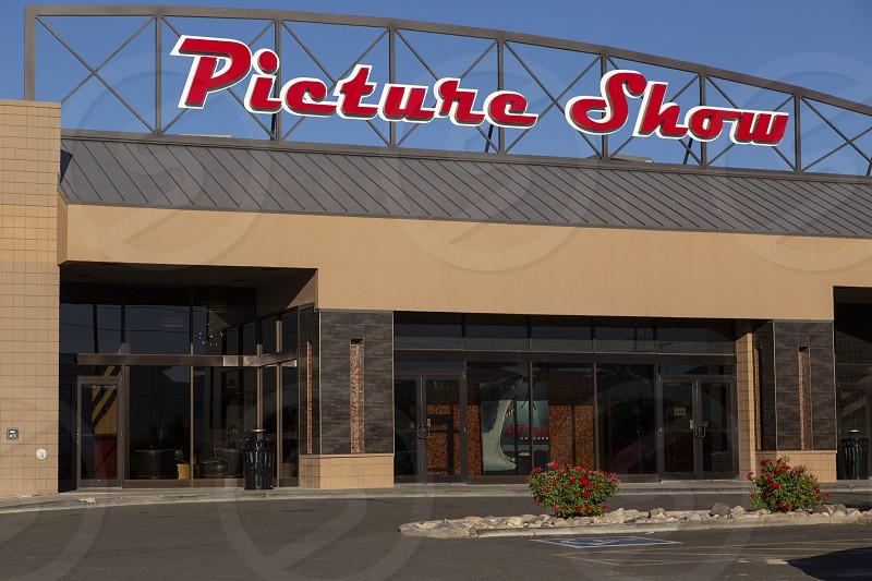 Picture Show theatre Grand Junction Colorado USA  photo