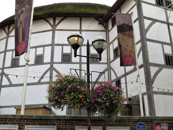 Shakespeare's Globe Theatre London photo