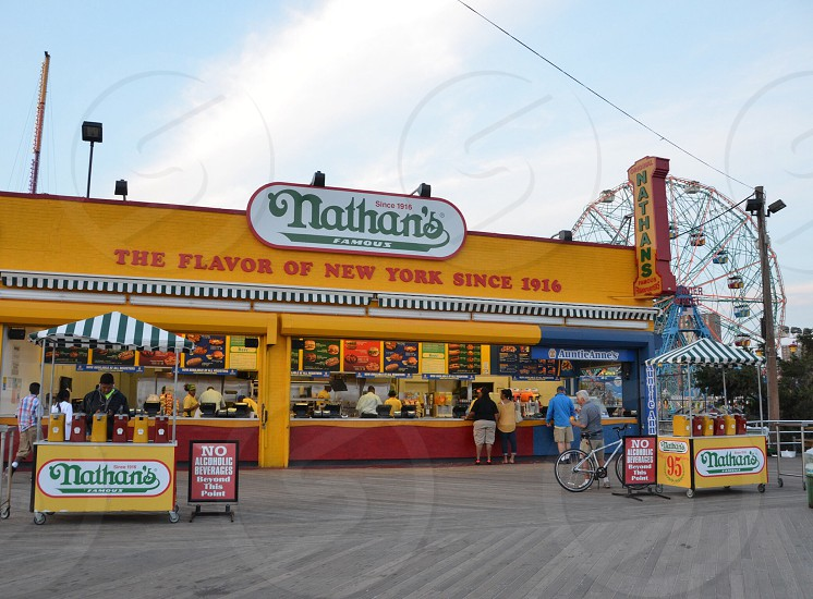 nathan's store photo