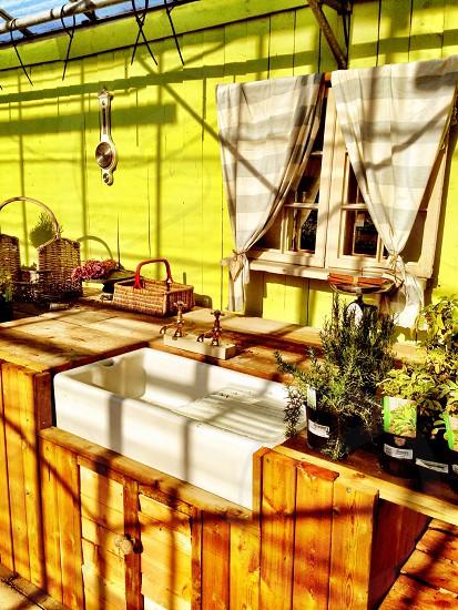 garden photo photo