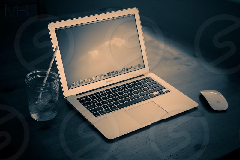 Macbook Air.  photo