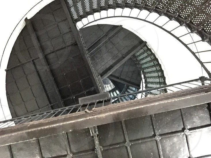 Lighthousespiralstairsstaircase photo