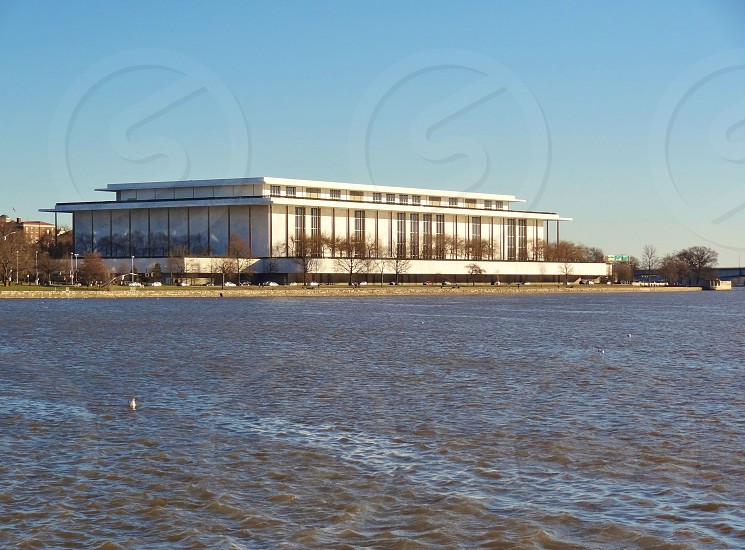 John F. Kennedy Center for the Performing Arts Washington DC photo
