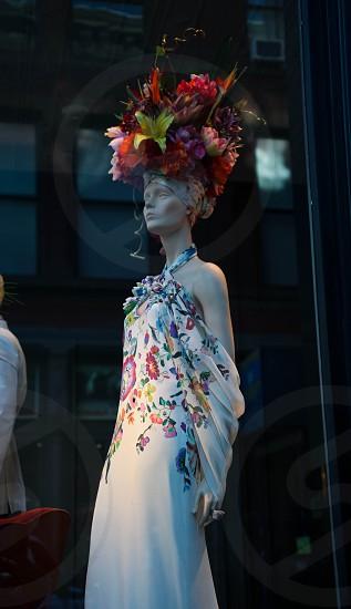 Window Shopping in Soho photo