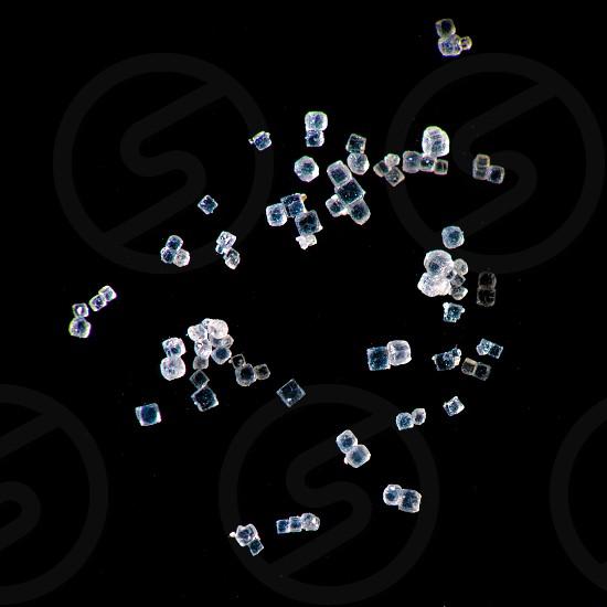 Salt crystals photo