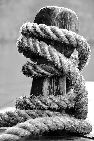 Weathered Rope photo