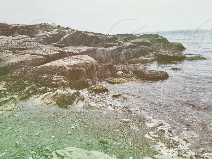 grey rock photo