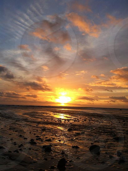 New Years Day Rhosneigr  photo