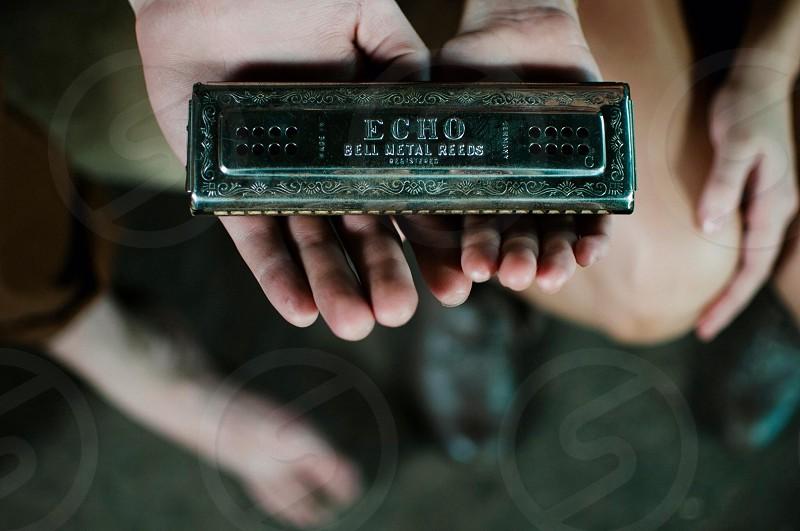 black echo bell metal reeds  photo