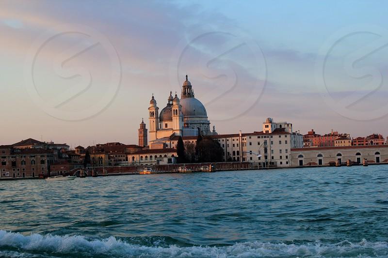 Venice Italy.  photo