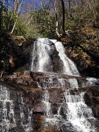 Abrams Falls Smokey Mountains National Park  photo
