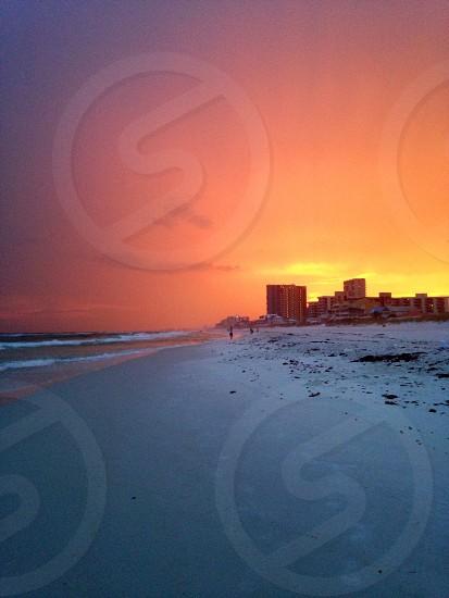 Destin FL Sunset photo