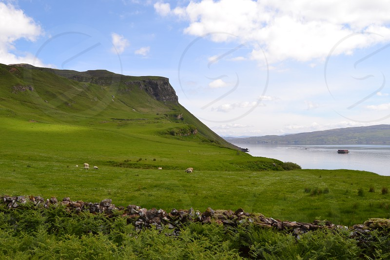 Isle of Skye. photo