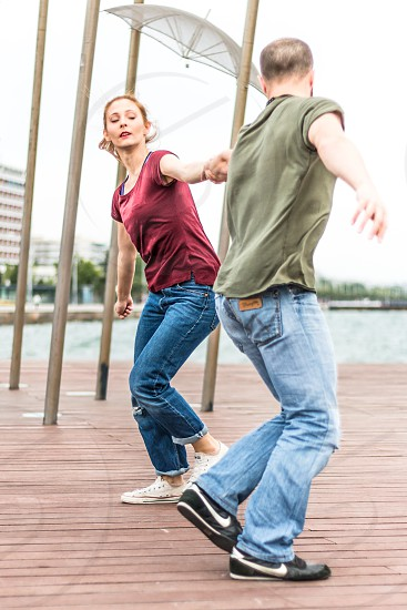 Dancing On The Dock photo