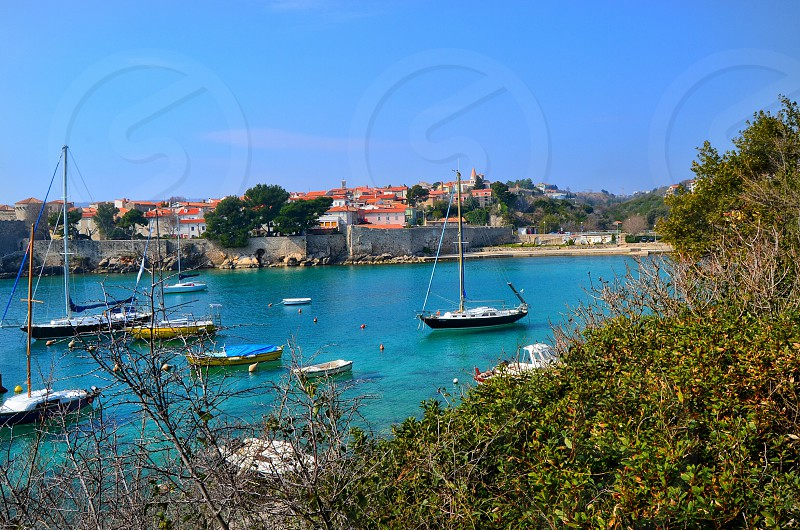 Beautiful Croatia Krk Island photo