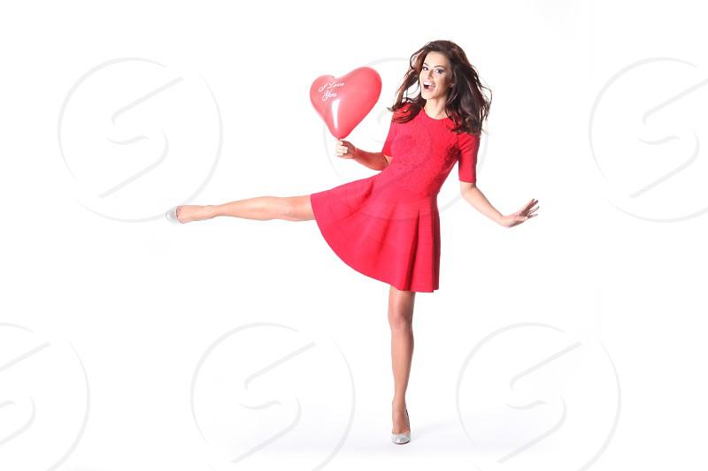 Happy Valentine's day. photo