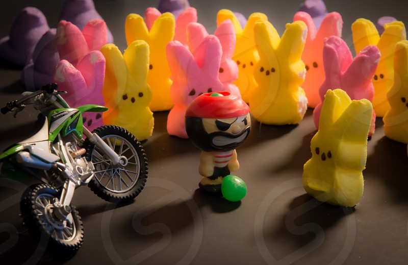 """Give me back my jelly bean....don't make me call my peeps"" photo"