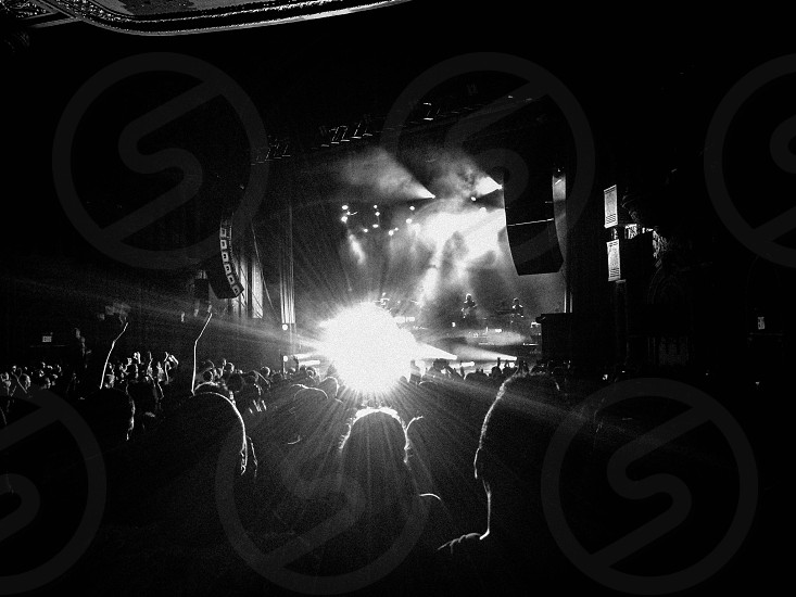 Sam Smith concert photo