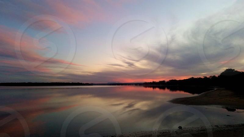 Stunning Sunset photo