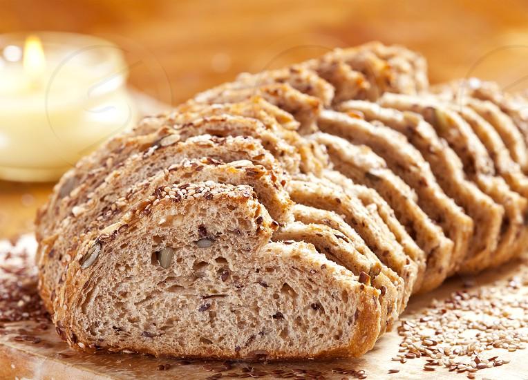 Festive - bread photo