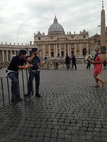 Lust at the Vatican  photo