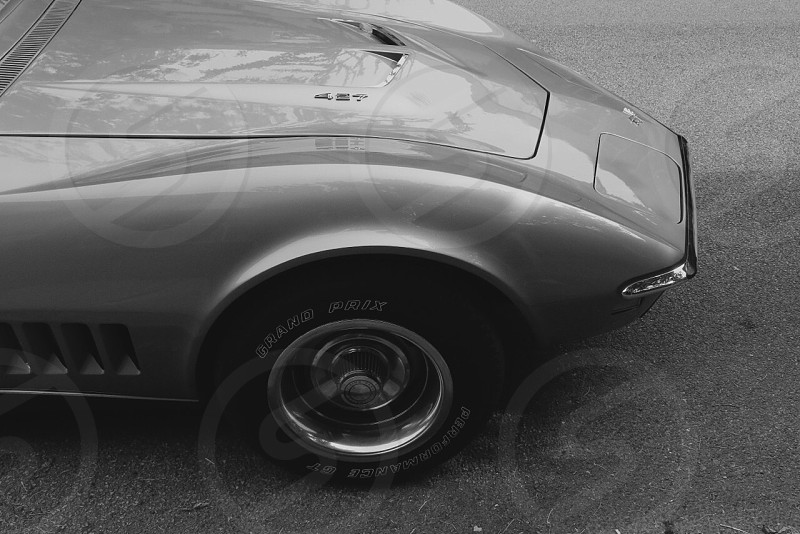 Corvette  photo