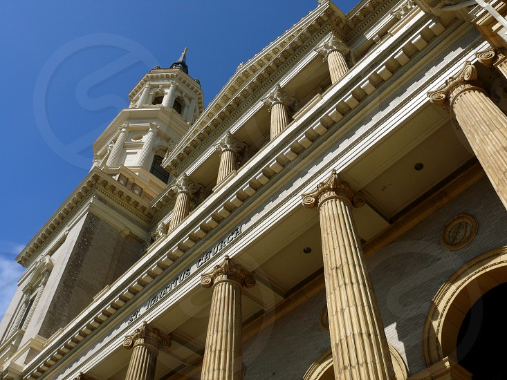 San Francisco building church photo