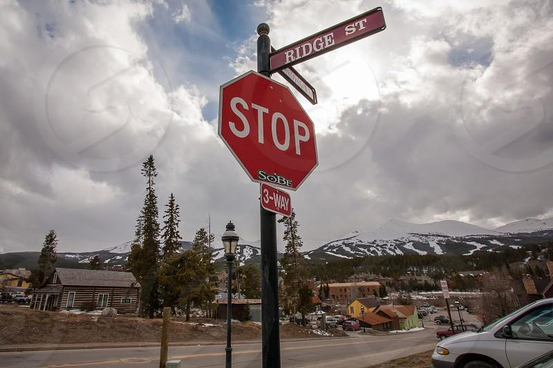 Breckenridge Colorado. photo