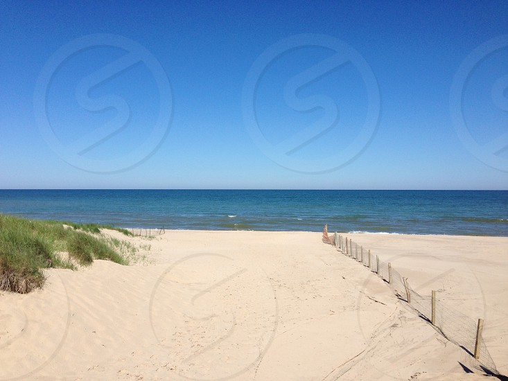 South Haven Beach Summer 2013 photo