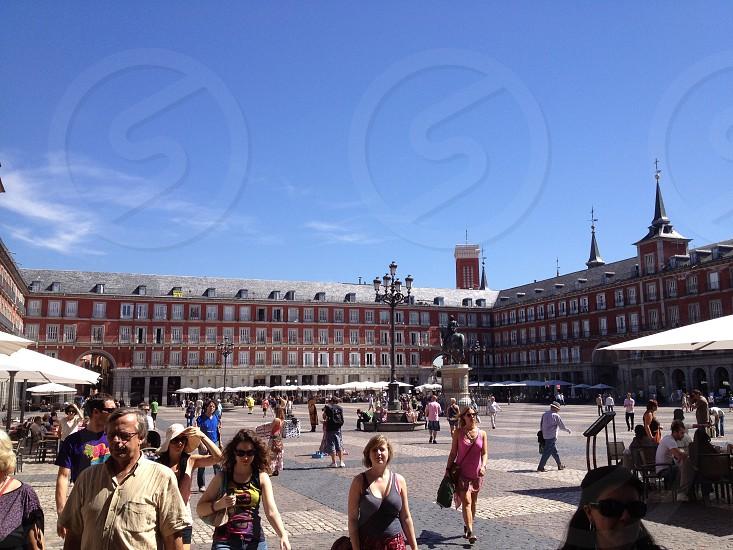 Madrid - Spain photo