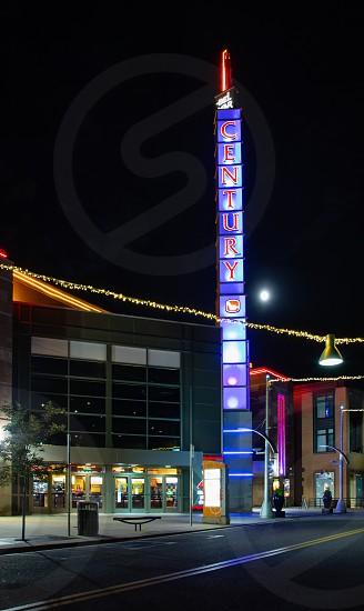 Cinema house movie colorado usa  photo
