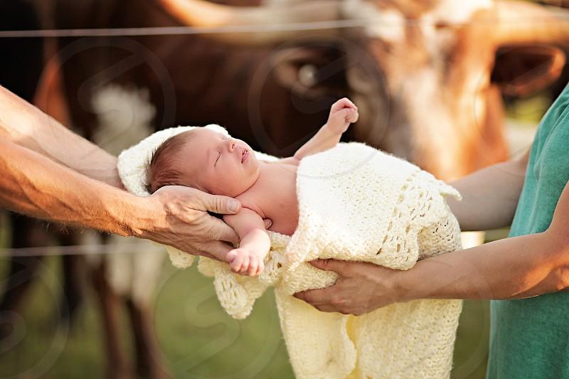 baby Sawyer photo