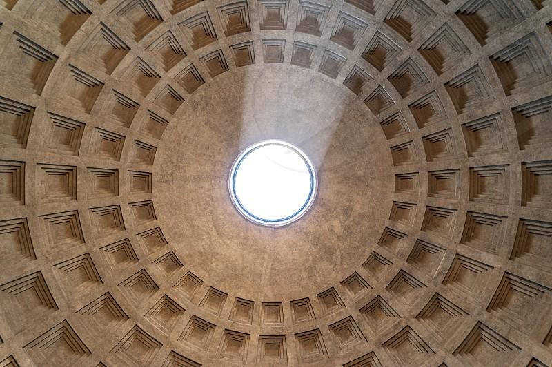 Pantheon - Rome Italy photo