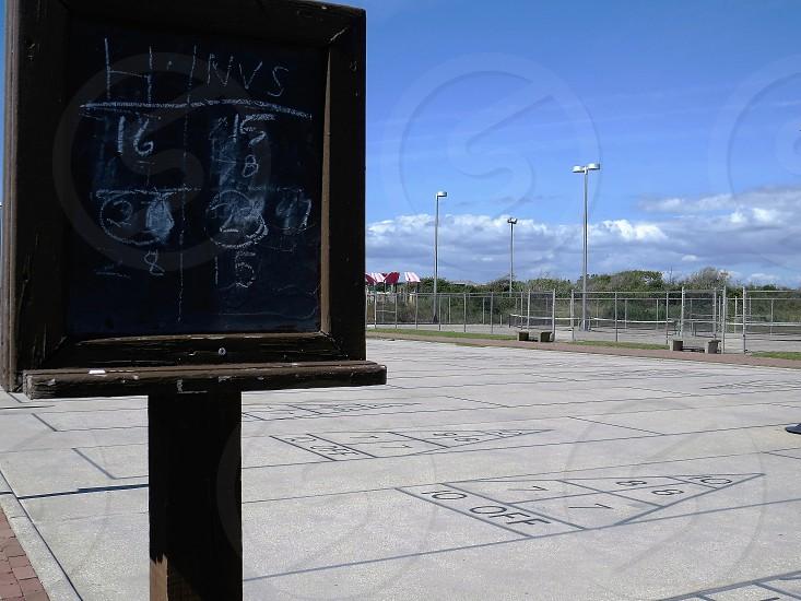 Shuffleboard Courts photo
