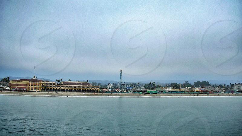 Santa Cruz Beach Boardwalk photo
