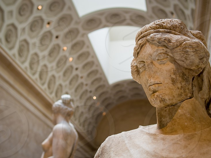 Inside the Metropolitan Museum of Art photo