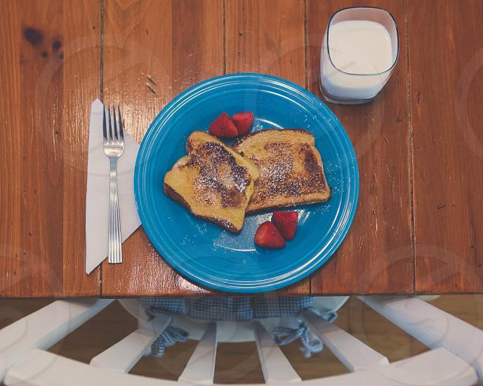 french toast breakfast photo
