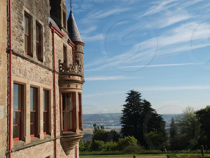 Castle fairy tale Northern Ireland  photo